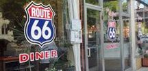 Route 66 - Eating and Drinking / A selection of restaurants, bars and cafes as recommended by users of drivingroute66.com. These can also be found grouped by state on our other boards.