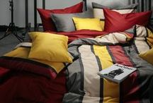 Symphony of colors - bed linen by Divina / Bed linen made in Switzerland