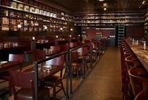 malt-ville / its a concept of a modern whisky bar that has a feel of about evrerything