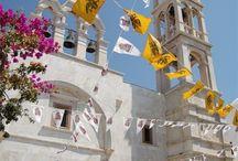 Feasts in Mykonos