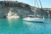 Sail around Mykonos / Yacht-Catamaran-Rib-Helicopter-Kaiki