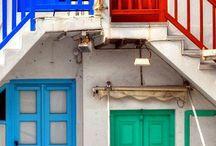 Mykonian Doors & Windows