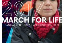 2017 March For Life / The March for Life is the world's largest pro-life rally, and we want you to be there be to speak out for society's most vulnerable, preborn babies. Register for our Rally Bus Trip we will depart from St. Theresa Church