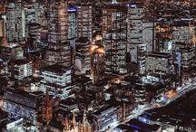 Cities, Islands & Buildings