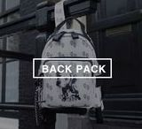 BACKPACK / teo henn leather backpack designer backpack brand, 디자이너 가죽 백팩 브랜드, 테오헨 Androgynous look, 앤드로지너스룩, Avant-garde design
