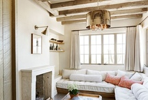 Lovely Rooms / by Alison / Butter + Love