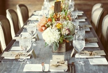 I refuse to refer to this as a tablescape... / by Alison / Butter + Love