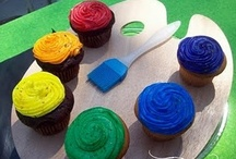 Cupcakes / by Laura Major@Learning Is Child's Play