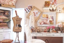 Crafting Room/Organization / by Jessica Roland