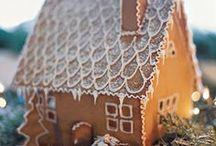Holiday ~ Christmas  / Decorations & Recipes & Ideas