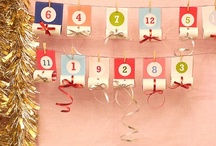 Christmas Advent Calendars / by Laura Major@Learning Is Child's Play