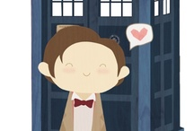 Doctor Who? / by Art School Dropout / Jessee Maloney