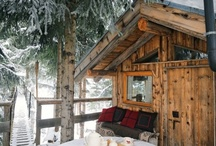 Cabins & Cottages / by Carrie LaNou