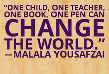 Educate Girls.  Change The World. / by Lisa Herling
