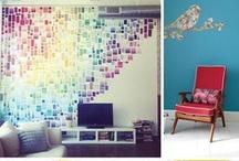 DIY Decor / Ideas for the house.