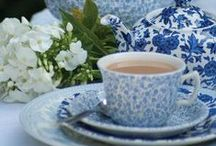 Tea Time / by Patricia McGuire