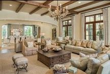 Family Room Ideas / by Eva B