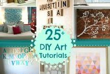 DIY / It's time to knuckle down and get your DIY on!  / by Tiffanie Battram