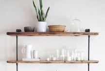 Spaces / Shelves / by Chris Johanesen