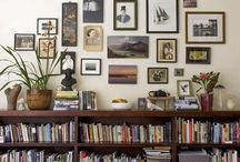 Spaces / Gallery Walls / by Chris Johanesen