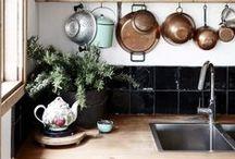 Spaces / Kitchens / by Chris Johanesen