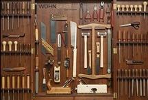 Making / Tool Storage / by Chris Johanesen