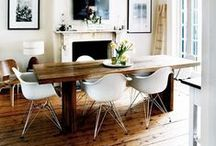 Spaces / Dining / by Chris Johanesen