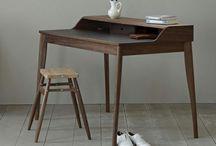 Furniture / Desks / by Chris Johanesen