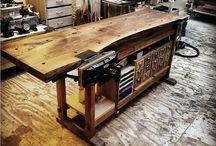 Making / Workbench / by Chris Johanesen
