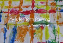 Preschool teacher & more / by Janae Fasnacht