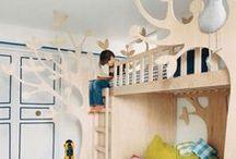 Projects / Loft Beds / by Chris Johanesen