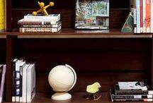 FOSSIL Bookshelf / Our library is an endless source of inspiration for our designers and writers! Discover what's on the shelf this season.  / by Fossil