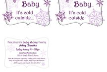 Baby It's Cold Outside / Baby Shower