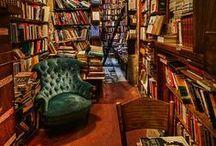 Bibliophile Beautiful / by JenMcPenn The Fabulous