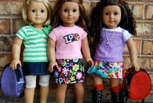 "Coraline's Doll - Lala / 18"" American girl doll stuff..."