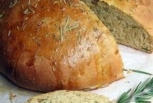 Food: Bread / Bread, buns, scones and more. / by Layne