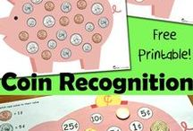 Math Fun / Games, activities, printables, and advice for helping children with math.