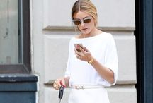 Palermo / Olivia Palermo - very far from my style, but I love her.