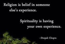 Spirituality / by Diana Couch