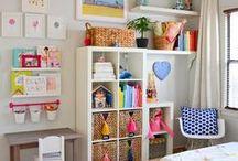 Great Nursery Ideas Pins! / Montessori toddler bedroom, nursery / kids room decor and design