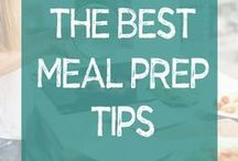 The Best Meal Prep Tips / The Best Meal Prep Tips from across the web and Pinterest. I am currently accepting contributors to this group board. Email mollyfaughtfitness@gmail.com to be a contributor