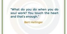 Bert Hellinger Quotes / A growing collection of quotes sharing the teachings and wisdom of Bert Hellinger.