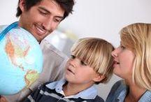 Traveling Kids! / Secrets to raising globally aware children, teaching them how to travel, tips, tricks, and hacks!