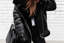 black apparel |