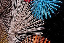 String art / string art