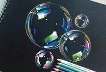 Colour sketches