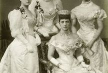 Curator's Pick: 'Royal Women' inspiration / Exhibition Curator Elly Summers is currently working on the Fashion Museum Bath's upcoming exhibition 'Royal Women', opening 3rd February 2018. These are the images that are inspiring us as we plan the exhibition.