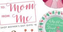 Gifts for Mom / Mother's Day is just around the corner!