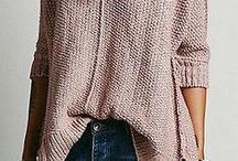Вязание. пуловер, джемпер