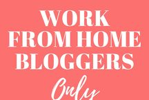 Work From Home Bloggers Only / This group board is for the best work from Home/side hustle bloggers. No limit on pinning. No spam please. Email jenn at mamashustle dot com to join.